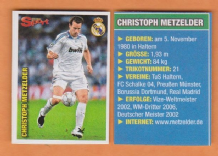 Real Madrid Christoph Metzelder Germany